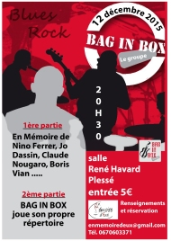 affiche BAG IN BOX