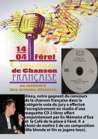Alexy enregistrement