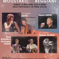 Affiche hommage Moustaki-Reggiani fin