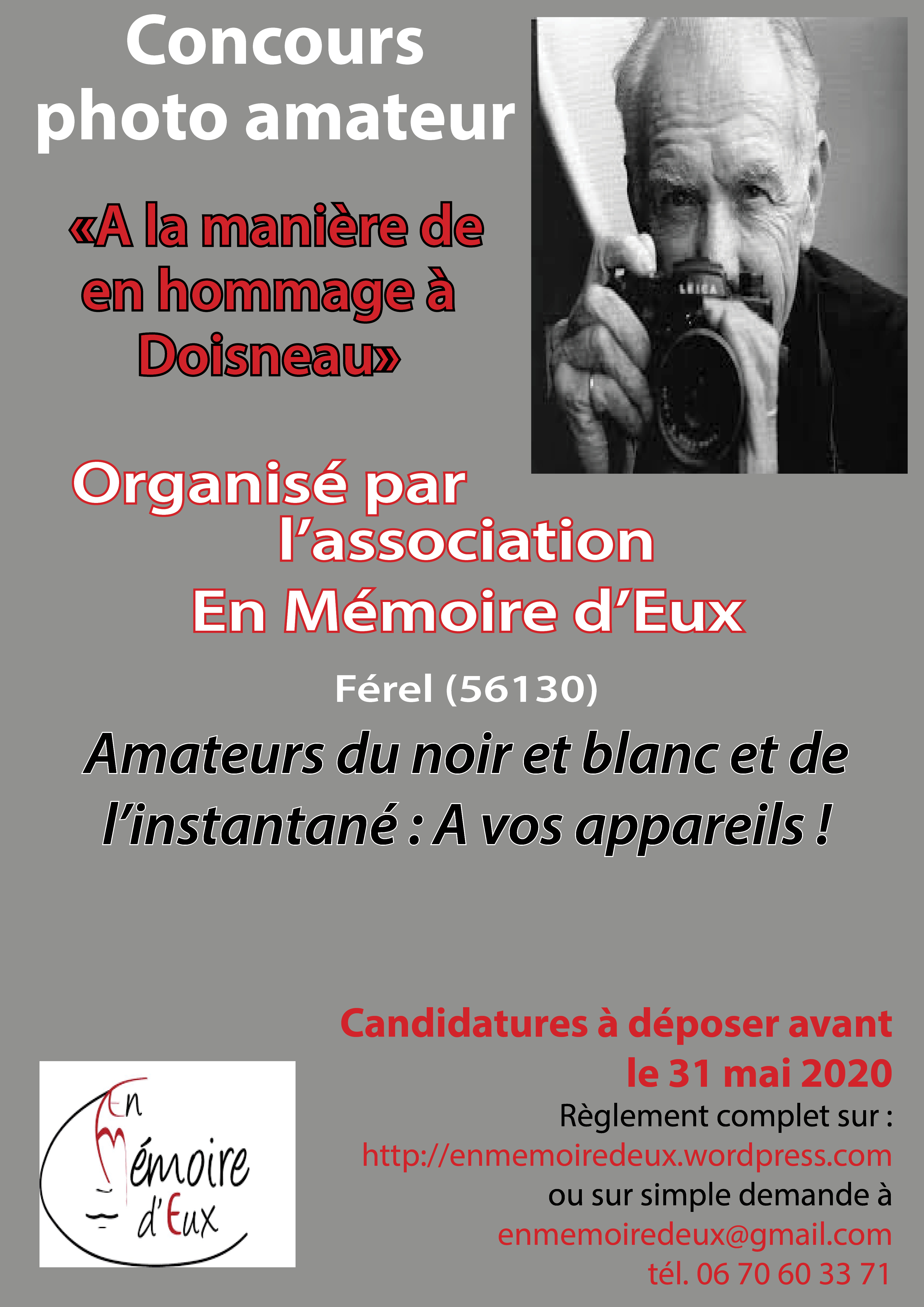 Affiche Doisneau