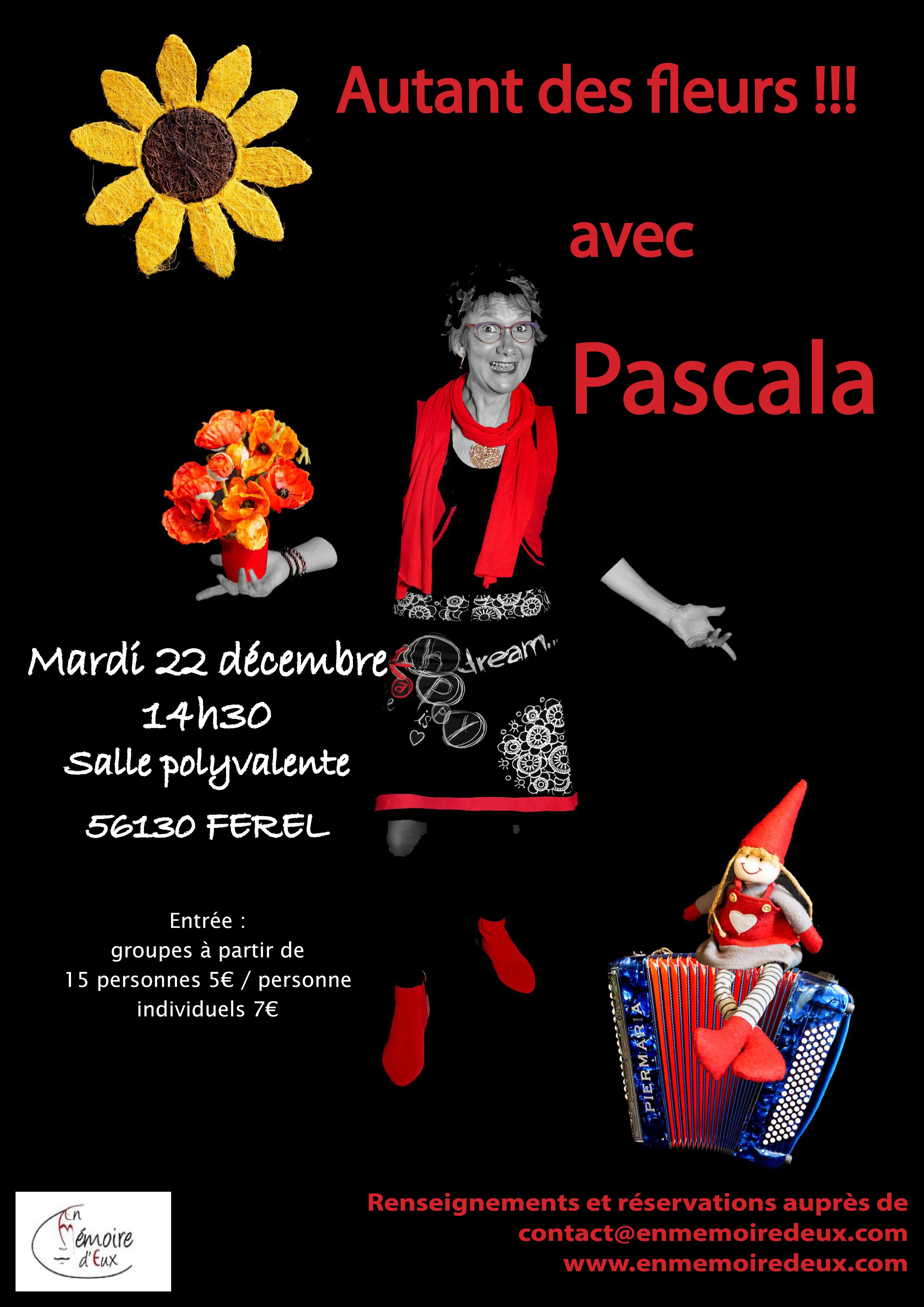 affiche Pascala